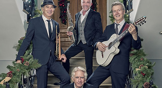 Dave Koz is in San Diego again, this time for his 20th Anniversary Christmas Tour
