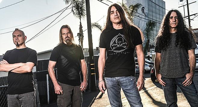 Fates Warning, riding the somewhat surprising resurgence of progressive metal