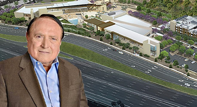 Morris Cerullo; design for the Cerullo Legacy International Center