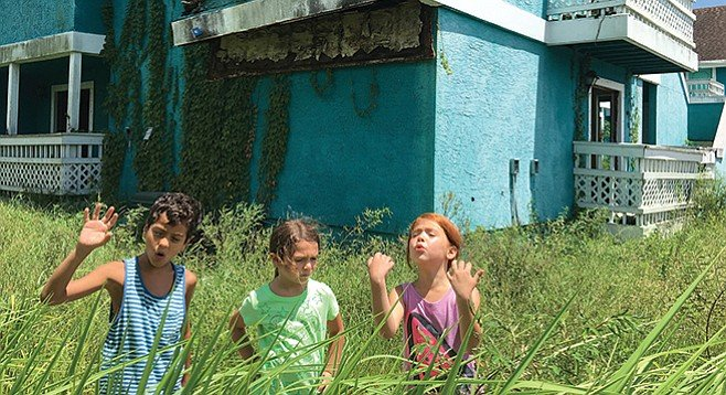 The Florida Project  explores the power of childhood fantasy.
