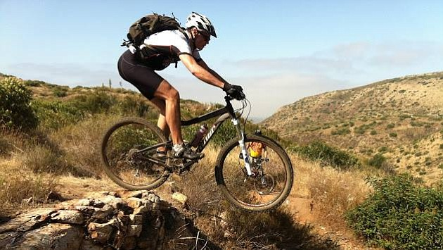 Greg Mulvihill reportedly is familiar w the Switch Back Trails near his home.