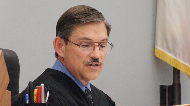 Judge Sim von Kalinowski will decide what evidence the jury hears.