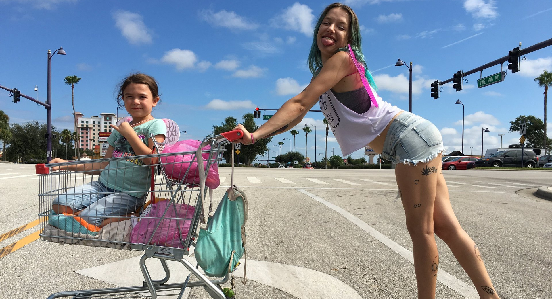 The Florida Project: Hard times at the Magic Castle.