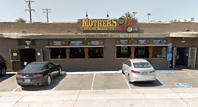 Located at the north end of O.B., Mother's has had to compete with music venues in the center of town.