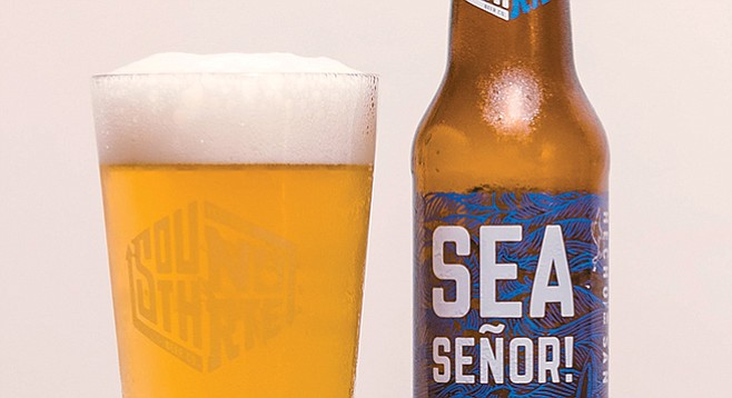 Sea Senor — craft version of Mexican lager