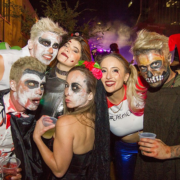 Monster Bash, revamped and all over the Gaslamp