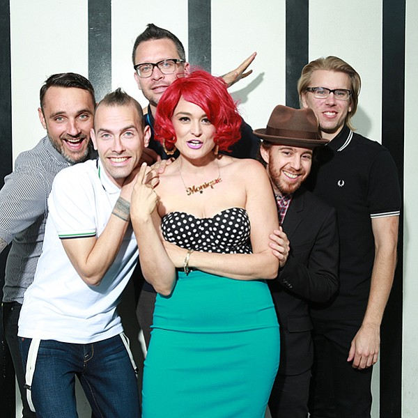 Save Ferris, founding member Monique Powell and some new guys