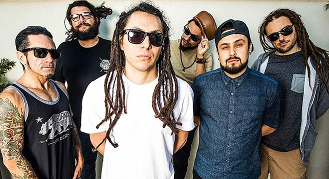 Boomshaka Music Festival with Tribal Seeds at Valley View Casino Center