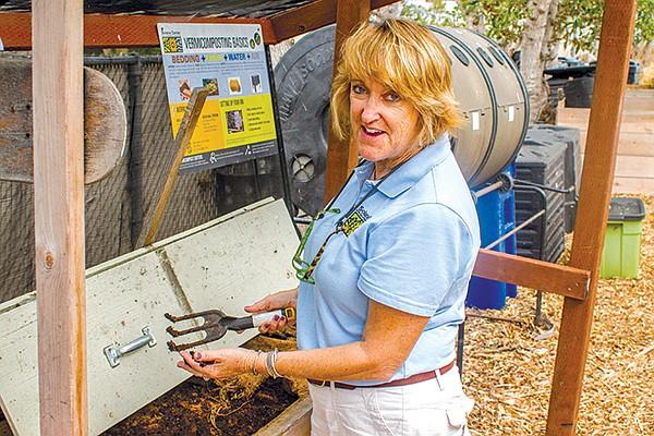"""Diane Hazard: """"We partner with the Del Mar Fairgrounds."""""""