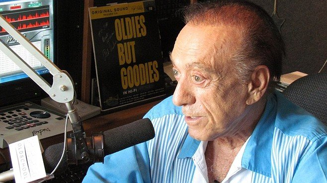 Art Laboe gets the ratings