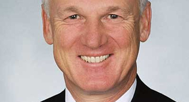 San Diego County supervisor Ron Roberts continues to rake in behests to charity on his behalf by big-money special interests.