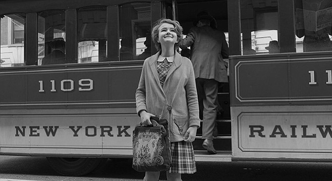 Wonderstruck: It's a wonder that poor little Rose (Millicent Simmonds) wasn't struck down by the train of coincidence.