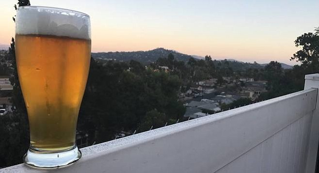 """""""If you look at a map of all the breweries, there's a hole in the Lemon Grove/Spring Valley area,"""" says Dylan Frank."""