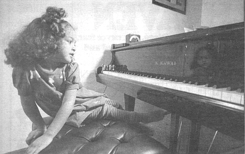 """Camille McPherson:  """"Now, Al, I'm going to play for you."""""""