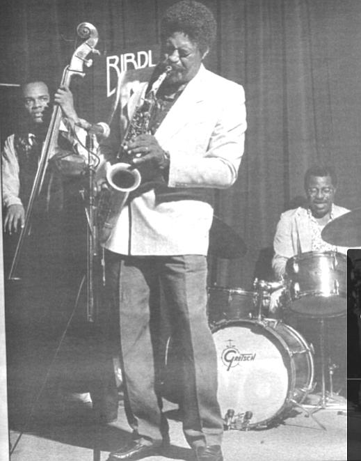 Taylor Mitchell, McPherson, Leroy Williams, 1992.