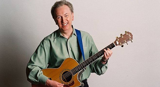 Al Stewart at Belly Up on January 18