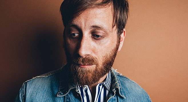 Man-of-all-genres Dan Auerbach