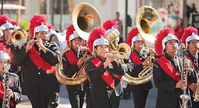 Saturday, November 11: Liberty Station Band Review, in celebration of Veterans's Day