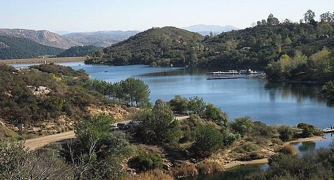 Dixon Lake Small Lake Huge Fish San Diego Reader