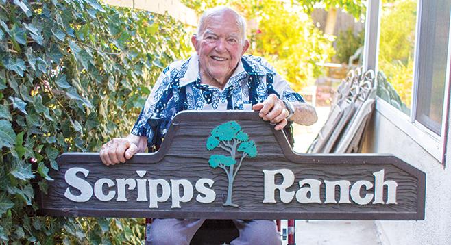 A Word On Scripps Ranch Nimbys San Diego Reader