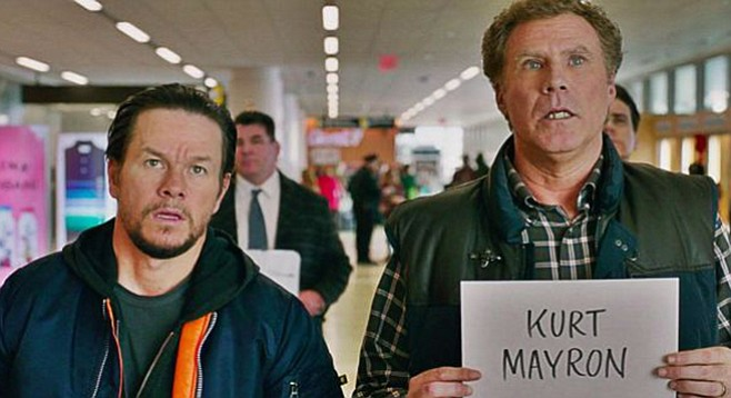 Mark Wahlberg recently apologized to God for appearing in Boogie Nights.