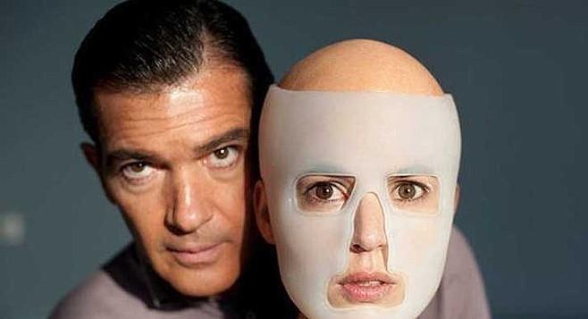 La Piel Que Habito — a doctor invents a new, stronger human skin.