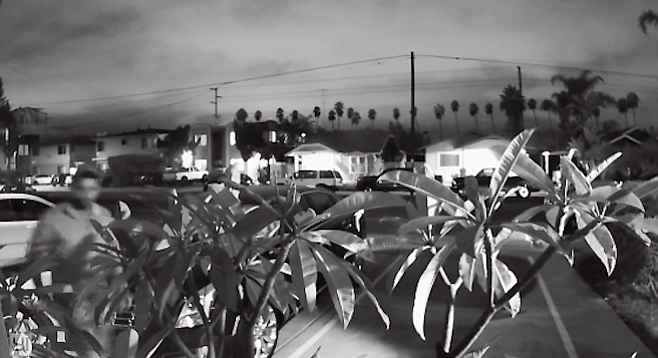 From surveillance video