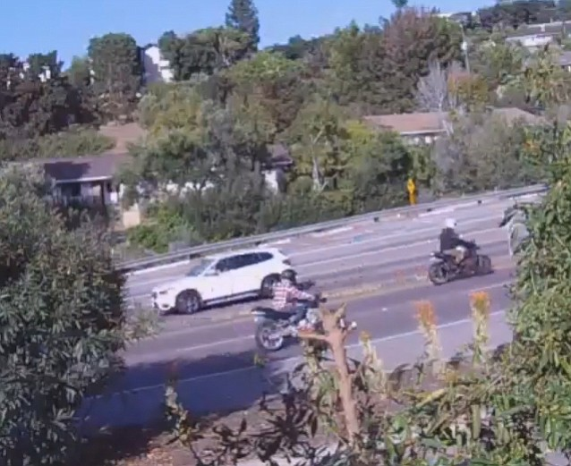 Motorcycles whiz by Hourani's neighborhood, reaching 90 decibels day and night.