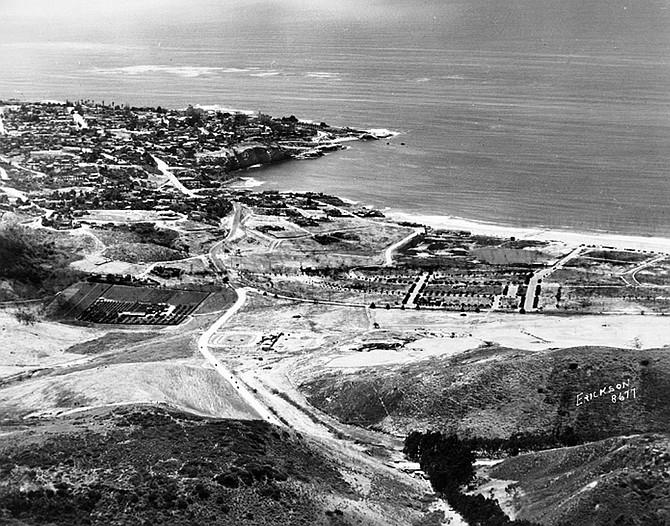 Ardath Road in 1932