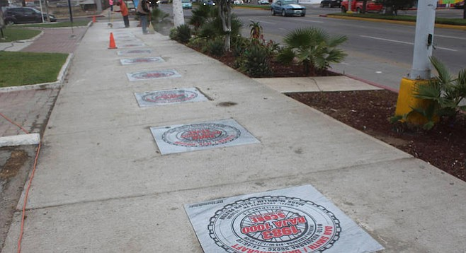 Ensenada's Off-Road Walk of Fame will be presented in a ceremony on November 14th.