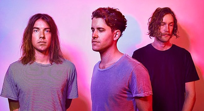 Crooked Colours is on their first U.S. headline tour