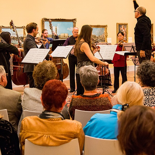 This entry in Art of Élan's concert series draws inspiration from The Pérez Simón Collection