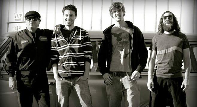Jackslacks (aka: Chris Giorgio), Alejandro Aste-Nieto, Dave Votel, Eric Hutchinson