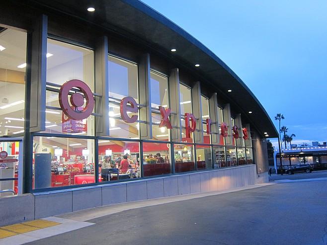 South Park Target Express