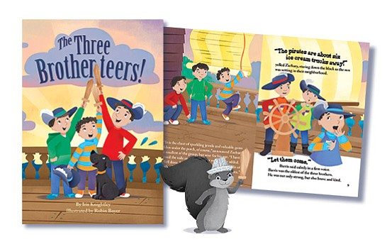 The Three Brotherteers