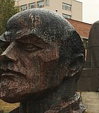 Lenins at the Museum of Socialist Art in Sofia