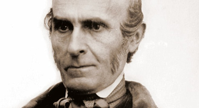 John Greenleaf Whittier (1807–1892), one of the Fireside Poets