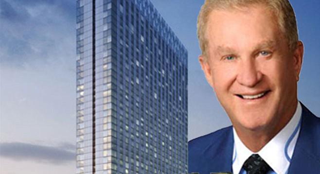 The long-awaited Fairmont Austin hotel grows as big as legend (Doug Manchester)