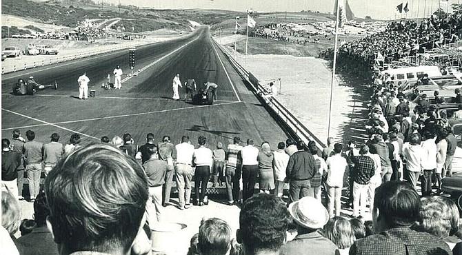 Carlsbad Raceway, 1964