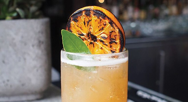 "El Mescalito. ""The tamarind and fresh lime juice have a citric kick right up front."""