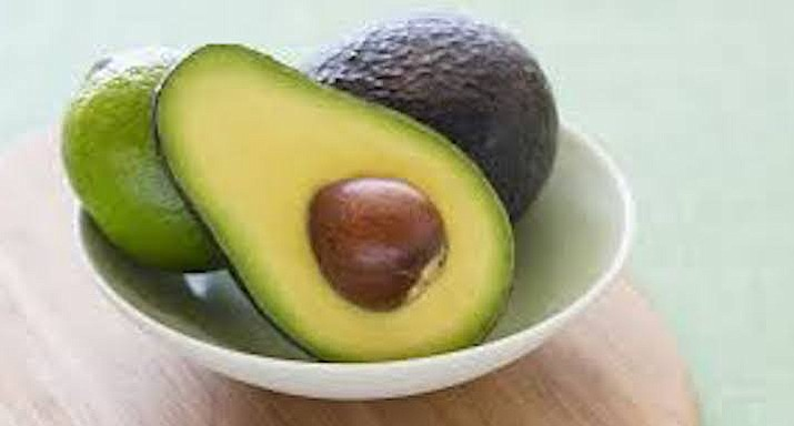 Avocado needed something acid, like lime, or tomato, to cut its richness.