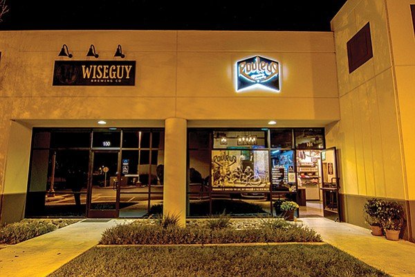 Wiseguy and Rouleur bought in to H.G. Fenton's turnkey breweries and had different levels of success.
