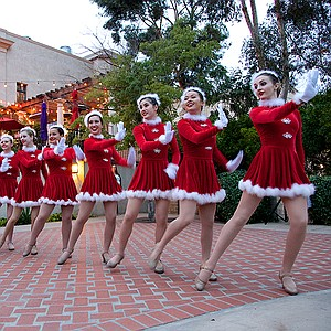 The largest free community event in S.D. is at Balboa Park
