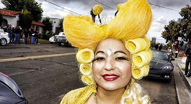 Alma Rodriguez, aka Queen Bee