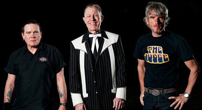 Reverend Horton Heat hits North Park for the second time