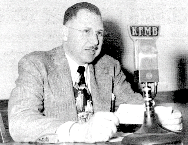 Graham-Rogers in a a 1951 radio broadcast named Ask Your Probation Officer.