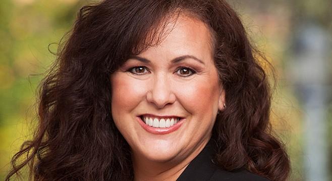 Democratic assemblywoman Lorena Gonzalez Fletcher