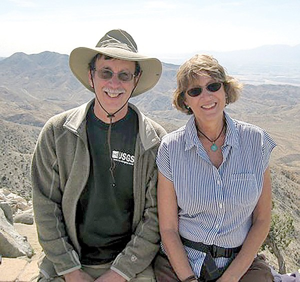 San Diegans William and Rosemarie Alley have written a book, High and Dry: Meeting the Challenges of the World's Growing Dependence on Groundwater