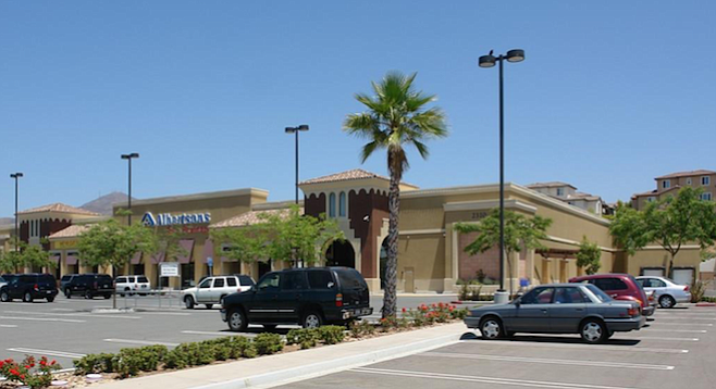 The Albertsons on the corner of Mount Miguel and Proctor Valley roads has been closed for almost four years.