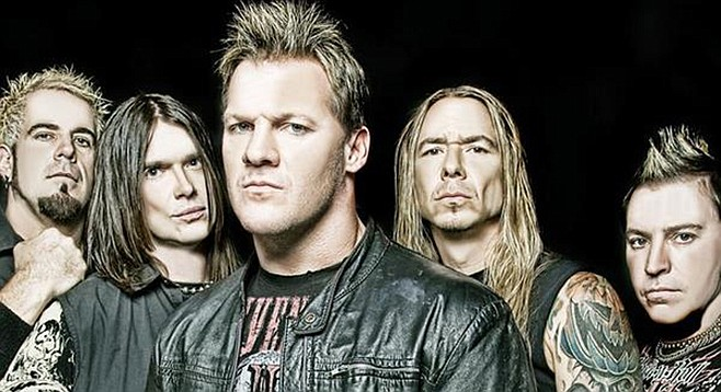 """Fozzy""""s title track from Judas brought them one of the biggest hits of their career."""